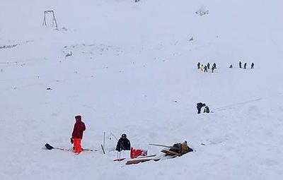 Прокуратура организовала проверку после схода лавины в Домбае