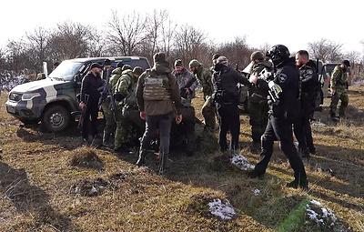 В НАК сообщили, что в состав банды Бютукаева входили боевики с Украины