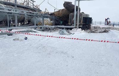 На предприятии в Татарстане в результате инцидента погибли два человека