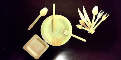 Березовые ложки: супруги из Приморья делают одноразовую посуду из дерева