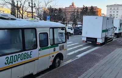 Медицинский автопоезд отправился в отдаленные поселения Хабаровского края