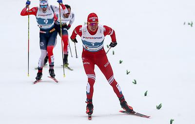 Лыжник Большунов заявил, что заканчивал победную гонку на ЧМ со слезами на глазах