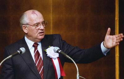"""""""Человек с собственным мнением"""". Высказывания о Михаиле Горбачеве"""