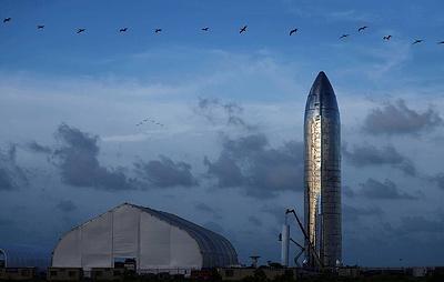 Летные испытания прототипа корабля Starship компании SpaceX в Техасе экстренно отменили