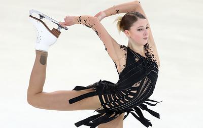 РУСАДА объяснило, за что фигуристка Сотскова была дисквалифицирована на 10 лет