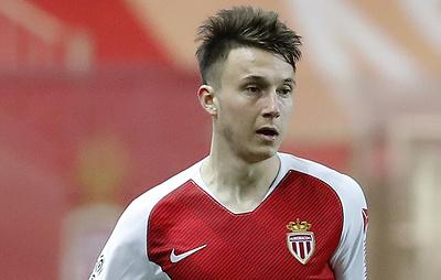 "Футболист ""Монако"" Головин признан лучшим игроком месяца в команде"