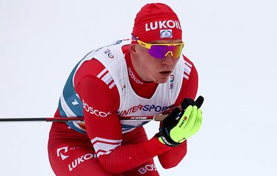 Александр Большунов занял третье место в лыжном марафоне на чемпионате мира
