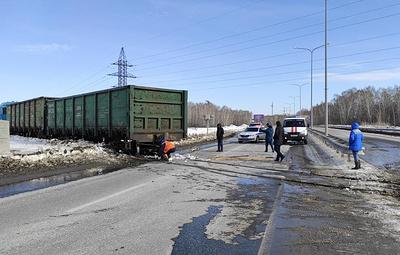 В Тюмени восстановили движение транспорта в сторону аэропорта