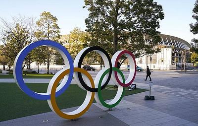 СМИ: Япония к Олимпиаде может принять до 90 тыс. человек