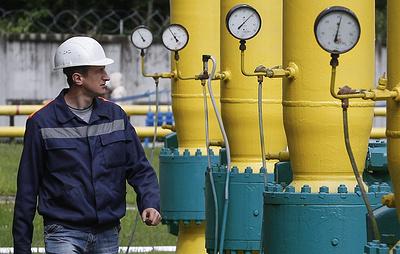 Цена газа в Европе стабилизировалась на уровне $880 за 1 тыс. куб. м после роста до $970