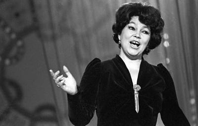 Умерла народная артистка СССР, оперная певица Бэла Руденко