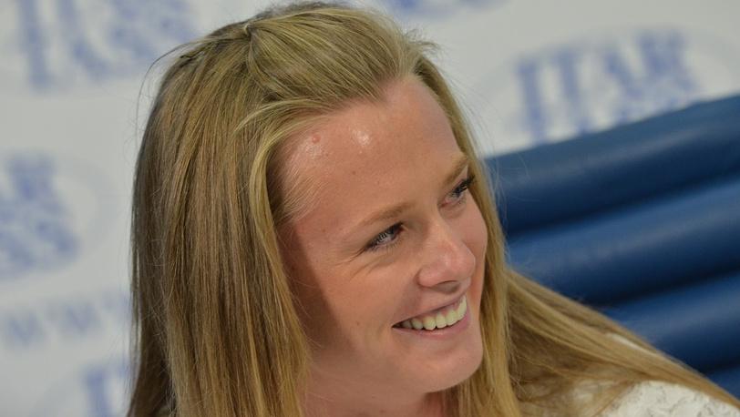 Чемпионка мира Ксения Рыжова