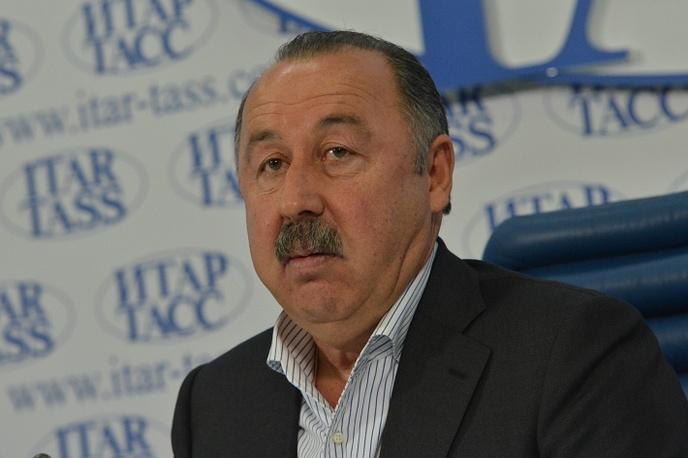 Гендиректор оргкомитета ОФЛ Валерий Газзаев