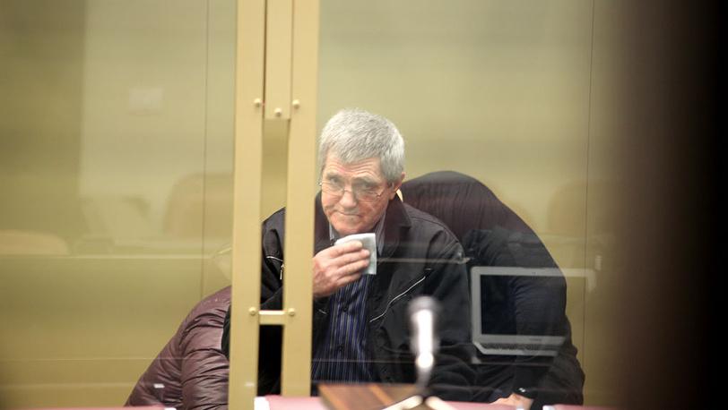 Николай Цапок. Фото ИТАР-ТАСС/ Андрей Миронов
