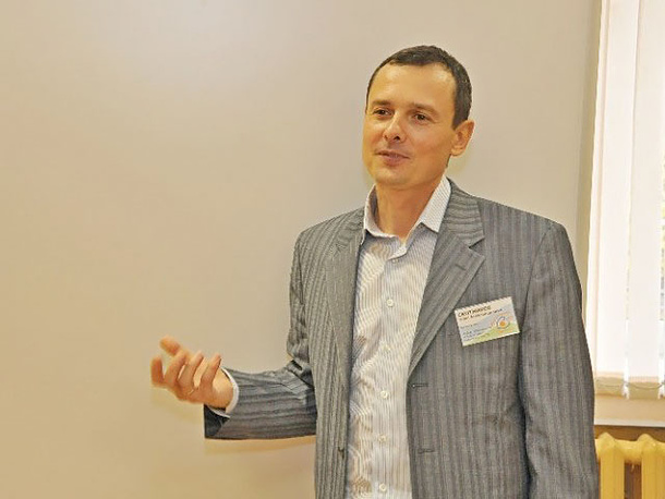 Олег Скотников