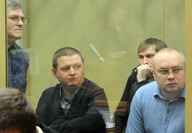 Николай Цапок, Вячеслав Цеповяз, Владимир Алексеев и Владимир Запорожец