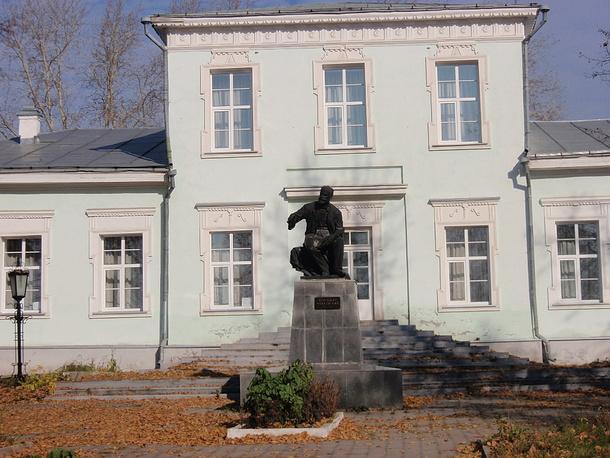 Дом-музей Петра Ильича Чайковского в Алапаевске