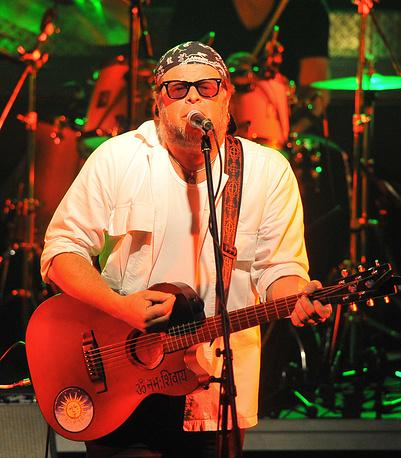 На концерте в Москве в 2011 г.