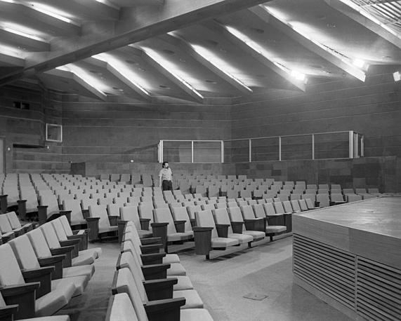 Конференц-зал главного пресс-центра Олимпиады-80, 1979
