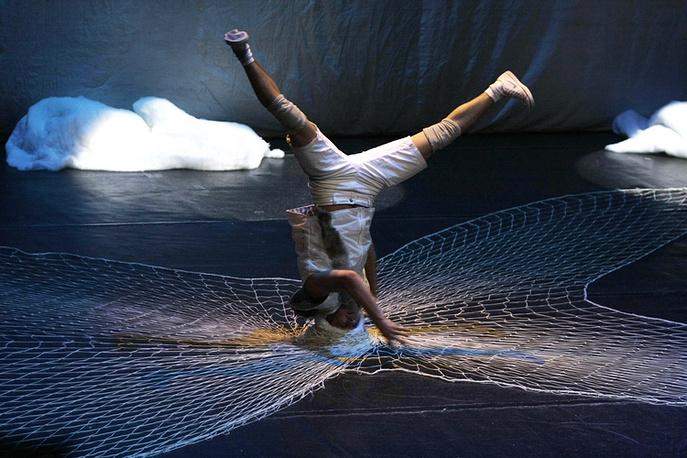 """II Международный фестиваль современного танца """"На грани"""""""