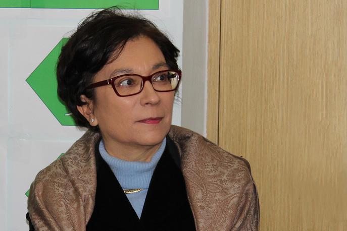 Мари-Пьер Рэй, профессор университета Сорбонны, автор фундаментального труда о Русском походе Наполеона и книги «Александр I»