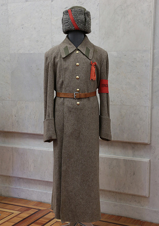 Военная форма образца 1917