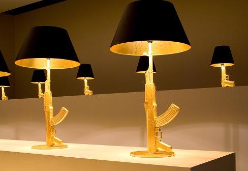 Светильники дизайнера Филиппа Старка