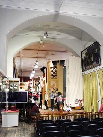 Государственный мемориальный музей обороны и блокады Ленинграда