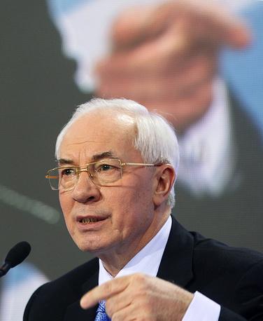 28 января Азаров подал в отставку. По словам премьера Украины, он принял это решение ради мирного урегулирования конфликта