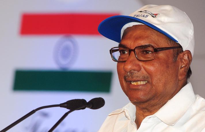 Министр обороны Индии Араккапарамбил Куриан Энтони