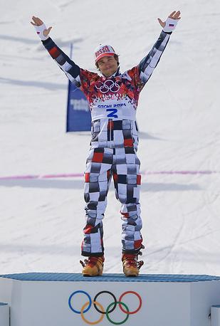 Сноубордист Виктор Вайлд дважды поднимался на подиум Олимпийских игр в Сочи, став чемпионом в параллельном и в параллельном гигантском слаломе