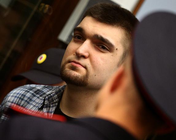 Степан Зимин приговорен к трем с половиной годам лишения свободы