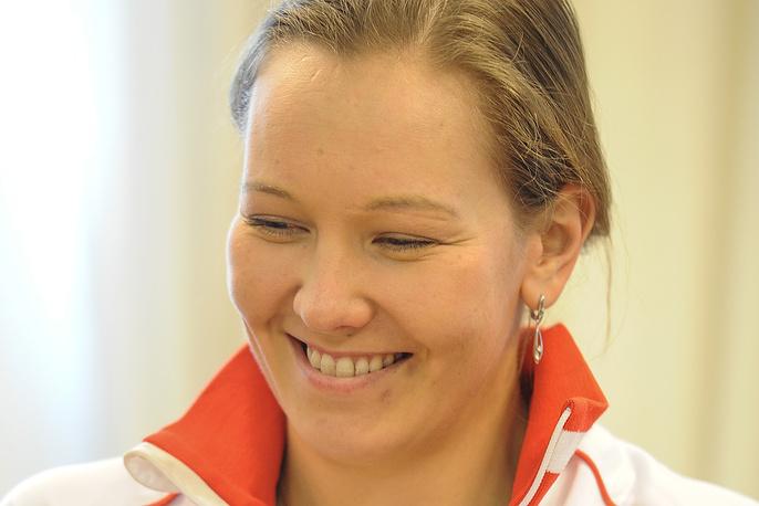 Заслуженный мастер спорта, паралимпийская чемпионка мира по лыжным гонкам и биатлону Анна Миленина