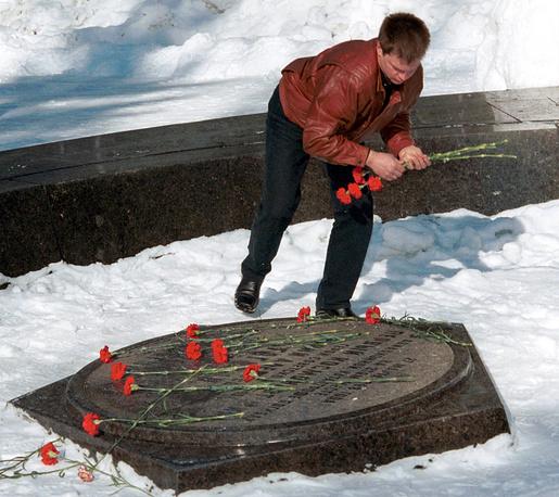 На месте гибели Юрия Гагарина, Владимирская область