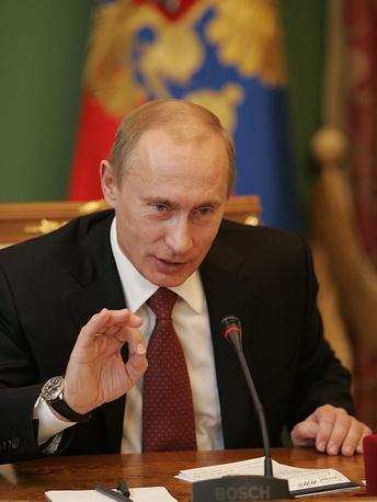 """Термин """"окей"""" получил широкое распространение в первую очередь благодаря массовой культуре и теперь используется практически по всему миру. На фото: Владимир Путин"""