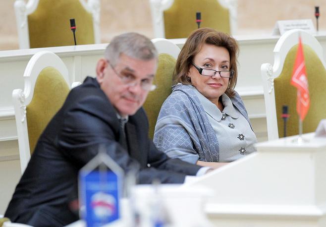 Депутат Законодательного собрания Ирина Иванова