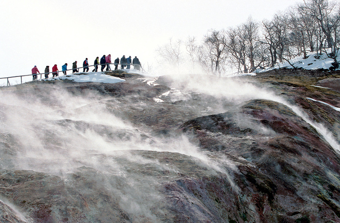 В 2008 году по результатам голосования Долина гейзеров вошла в список семи чудес России