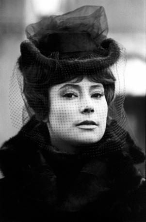 "Кадр из фильма ""Анна Каренина"". 1968 год"