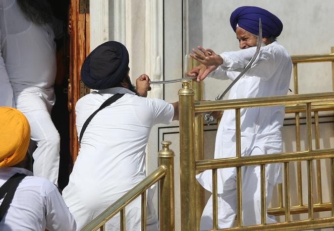 Премьер-министр страны Индира Ганди, отдавшая приказ о начале операции, в октябре того же года была убита своими сикхскими телохранителями