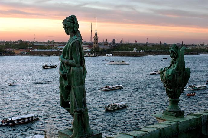 11 июня в Санкт-Петербурге официально начинается период белых ночей, который продлится до 2 июля