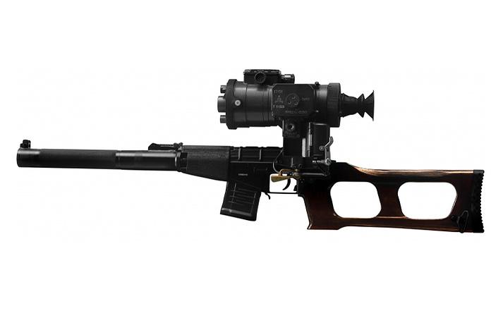 9 мм винтовка снайперская специальная ВСС (индекс 6П29-1)