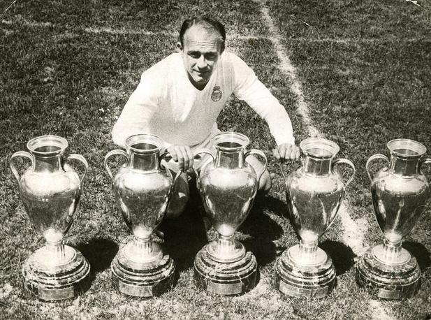 Альфредо Ди Стефано, 1960 год