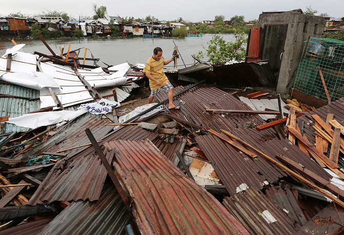 Нет связи с рядом населенных пунктов, серьезно нарушена инфраструктура