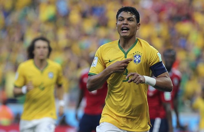 Тьяго Силва (Бразилия)