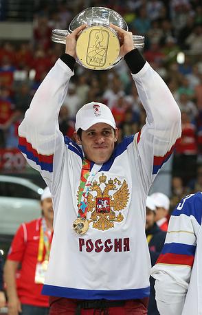 10. Евгений Малкин, хоккей