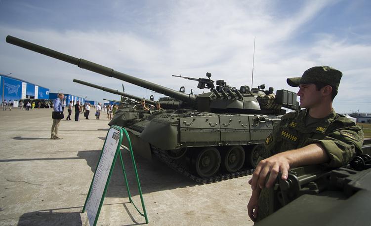 Основной боевой танк Т-80У