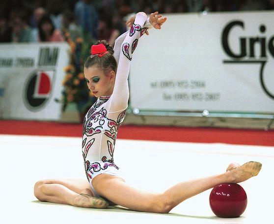 Ирина Чащина, художественная гимнастика. Бронзовый призер ВЮИ-1998 в Москве, серебряный призер Олимпийских игр 2004 года, чемпионка мира и Европы