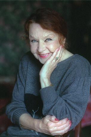 Народная артистка России Нина Ургант, 1999 год