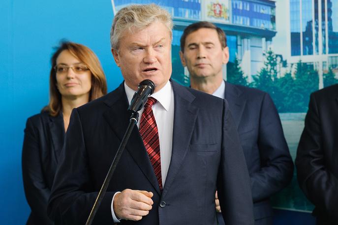 Валерий Язев, заместитель председателя комитета Госдумы по природным ресурсам, природопользованию и экологии