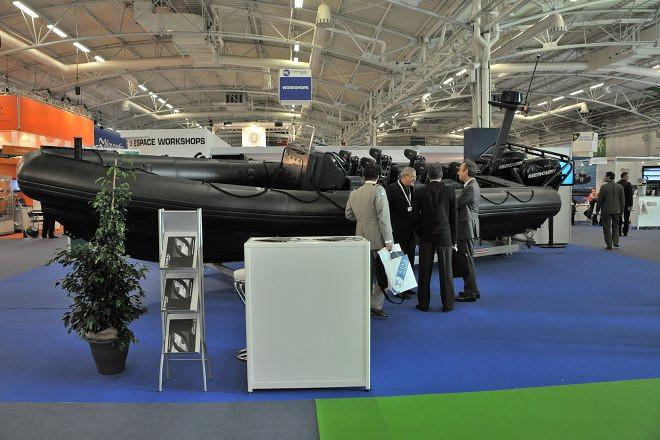 Международная выставка военно-морской техники и вооружений Euronaval 2014